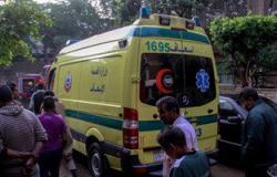 إصابة تاجر مخدرات فى تبادل لإطلاق النار مع الشرطة بسوهاج