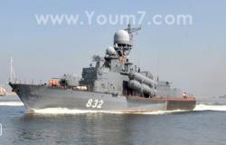 """بالصور.. روسيا تهدى مصر أحد لنشات الصواريخ المتطورة من طراز """"مولينيا"""""""