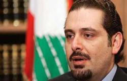 """سعد الحريرى يثنى على يقظة عناصر الأمن العام اللبنانى فى اعتقال """"الأسير"""""""