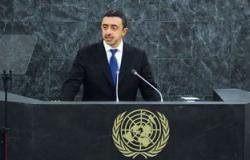 وزير خارجية الإمارات يطالب المجتمع الدولى بدعم مصر فى مواجهة الإرهاب