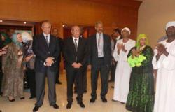 بالصور.. بدء مؤتمر الطب التكاملى بأسوان بحضور وزير التنمية المحلية