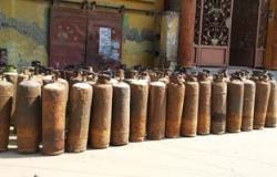 انفجار اسطوانة بوتجاز فى حجرة بجوار لجنة داخل مدرسة مشلة بكفر الزيات