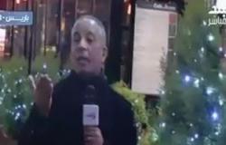 """أحمد موسى معلقا على الاعتداء عليه: متوقع .. وعادى إن خروف """"يمأمأ شوية """""""