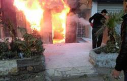 الداخلية: القبض على المتهمين بحرق ملهى ليلى بالعجوزة وقتل 16 شخص