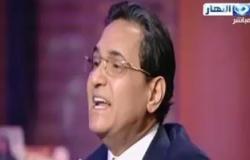 """عبد الرحيم على: """"مصر تحتاجنى.. وسأتفرغ للبرلمان وخدمة الناس"""""""