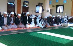 بالصور.. أهالى شمال سيناء يواصلون احتفالاتهم بالمولد النبوى