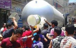 """""""مياه الإسكندرية"""": قطع المياه عن 3 أحياء من 11 مساء اليوم لـ6 صباحا"""