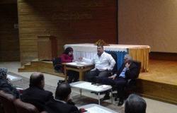 مدير المستشفى العام بالإسماعيلية: وضع آليات لحل مشاكل الخدمة الطبية