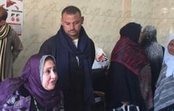 نائبة برلمانية: بعد تدخل المحافظ فض اعتصام مرضى الفشل الكلوى بنجع حمادى