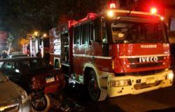 حريق هائل فى سوبر ماركت بمدينة سيوة دون وقوع إصابات