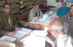 بالصور.. بدء أعمال التصحيح باللجان للصف الثالث الإعدادى فى كفر الشيخ
