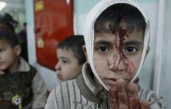 مقتل 10 مدنيين بينهم أطفال فى غارات روسية فى شرق سوريا