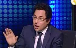"""خالد أبو بكر: الرئيس السيسى مشروع وحلم """"ويعمل اللى هو عاوزه"""""""