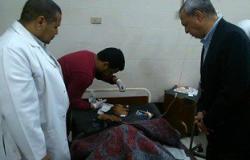 ارتفاع ضحايا حادث طريق قنا سوهاج لـ7 جثث و35 مصابا