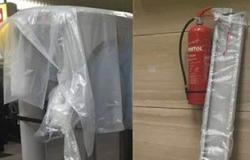 مطار القاهرة يتسلم 7 أجهزة حديثة للكشف عن الحقائب