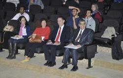 3 طلاب من جامعة قناة السويس فى التصفيات النهائية لمسابقة مختبر الشهرة