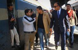 بالصور.. مساعد وزير الداخلية: مواطن طلب زيادة سعر تذكرة المترو
