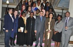بالصور.. وفد رؤساء محكمة الاستئناف بأفريقيا يزورون المركز الإقليمى للمرأة بالإسكندرية