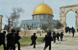 أخبار فلسطين.. مستوطنون يهود يقتحمون المسجد الأقصى من باب المغاربة