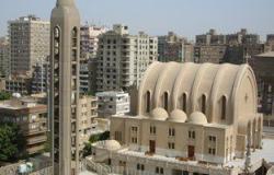 """""""النمنم"""" ونبيلة مكرم يشاركان فى الاحتفال بعيد دخول المسيح مصر"""