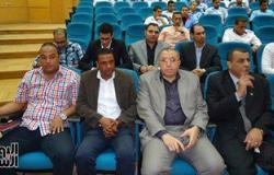 """انطلاق فعاليات لقاء """"تحديات الأمن القومى المصرى"""" بجنوب سيناء"""
