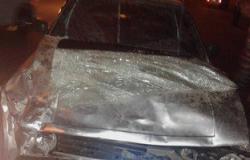 إصابة 7 أشخاص فى تصادم سيارتين بطريق السلام فى خليج نعمة بشرم الشيخ