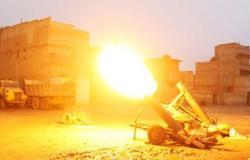 قوات النظام السورى تتقدم على محور الطبقة فى الرقة