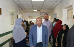 محافظ المنوفية يجازى 3 رؤساء قرى.. ويثيب 12 طبيبا بالوحدات الصحية