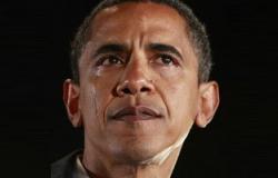 """""""أوباما"""" يأمر بتنكيس أعلام أمريكا 5 أيام حدادا على ضحايا دالاس"""