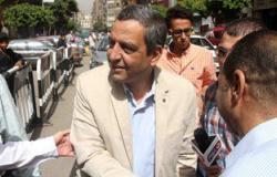 تأجيل محاكمة نقيب الصحفيين لجلسة 16 يوليو