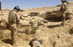 قوات الجيش العراقى تقتل 60 إرهابيا بتنظيم داعش بالأنبار وصلاح الدين