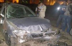 """""""المرور"""": إزالة حطام حوادث الطريق الدائرى و نقل المصابين إلى المستشفيات"""