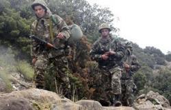 الجيش الجزائرى يقبض على 64 مهاجرًا غير شرعى