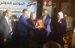 تكريم النائبة سحر صدقى ضمن أكثر 200 شخصية مؤثرة عربياً