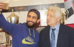 """مرتضى منصور لـ""""باسم مرسى"""": """"عقابك سيكون شديدا ومحدش كان عارفك"""""""