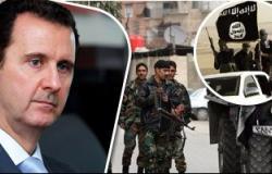 الجيش السورى يقضى على عدد من إرهابيى داعش ويدمر آلياتهم بريف حمص الشرقى