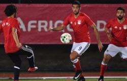 بعد 30 دقيقة.. 0/0 نتيجة مباراة مصر وأوغندا.. وإنذار لطارق حامد