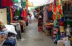 مدينة البياضية تقيم أول سوق شعبى بأسعار رمزية للمواطنين بأول فبراير