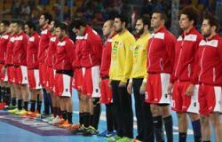 كأس العالم لليد.. نتيجة مصر وكرواتيا بعد 45 دقيقة 16/13