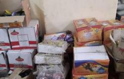 تحرير 23 محضر جنحة صحية وإعدام 50 كيلو أغذية غير صالحة للاستهلاك بالمنوفية