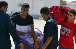 عودة 26 عائلة ليبية من مصر لطبرق تحت رعاية الحكومة الليبية المؤقتة
