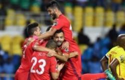 تونس تصل للربع النهائى بأمم أفريقيا بأربعة أهداف مقابل هدفين فى شباك زيمبابوى
