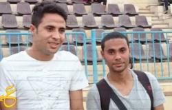محمد إبراهيم يبدأ التدريبات عقب فك الجبيرة