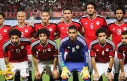 الفراعنة : منتخب مصر يتأخر بهدف بعد مرور 30 دقيقة أمام جنوب أفريقيا