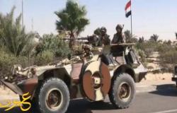 حقيقة هجوم الجيش المصري على ليبيا